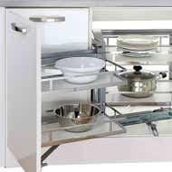 blind corner kitchen cupboard storage