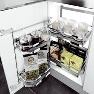 smart storage for kitchen counters