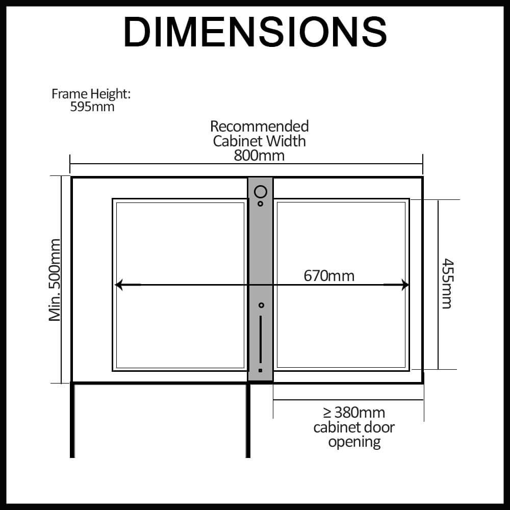 smart storage unit for hidden corner cupboards