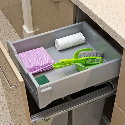 kitchen drawer, drawer organiser, cutlery storage, kitchen drawer tray