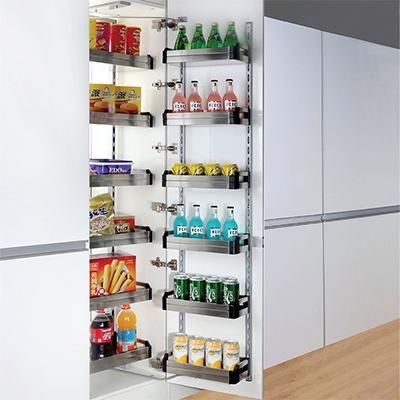 pantry, kitchen, open out pantry, kitchen storage